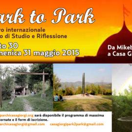 Park to Park – Da Mikebuda a Casa Giorgi