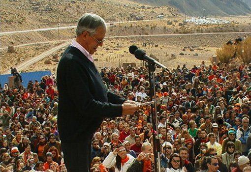 Discorso di Silo all'inaugurazione della Sala del Sudamerica